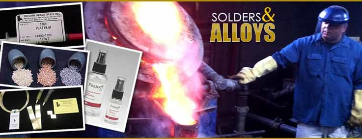 Solders And Alloys