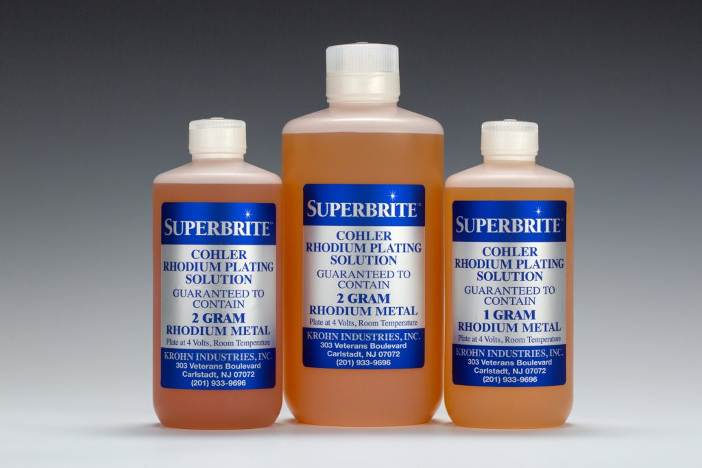 Superbrite Rhodium - Cohler Product Image