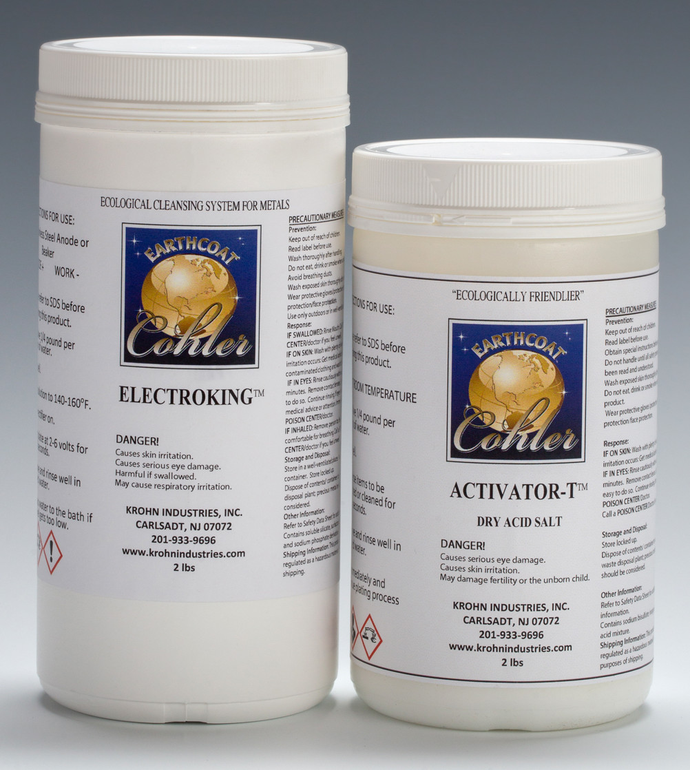 Electroking & Activator-T - Cohler Earthcoat