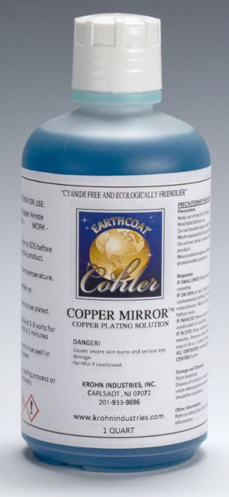 EarthCoat Copper Mirror Solution